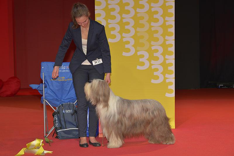 3:e plats: Hanna Andersson