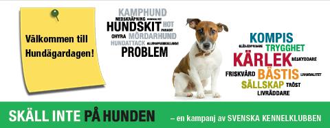 Hundägardagen 13 april